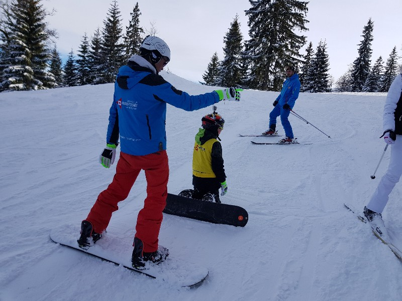 Škola snowboard na Jahorini – snowboard škola za početnike Jahorina