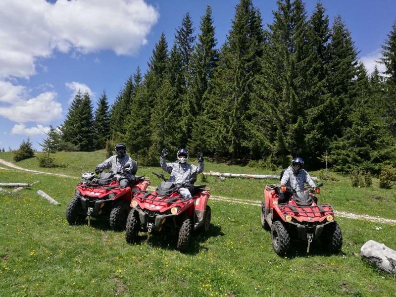 Jahorina – izdavanje, rentanje kvadova (quads ) – Antistres vikend na Jahorini