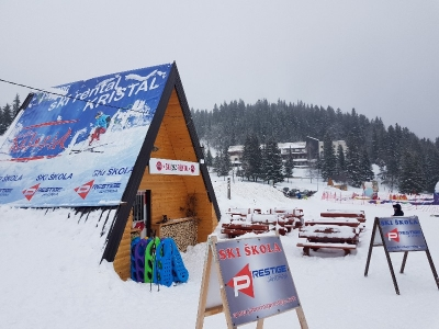 Ski rental Kristal Jahorina
