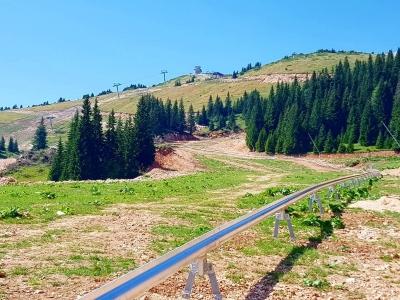 Jahorina Alpine coaster