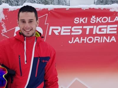 Ski instruktor jahorina